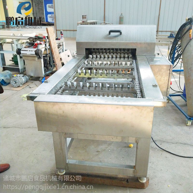 定做玉米棒加工设备 玉米切割机