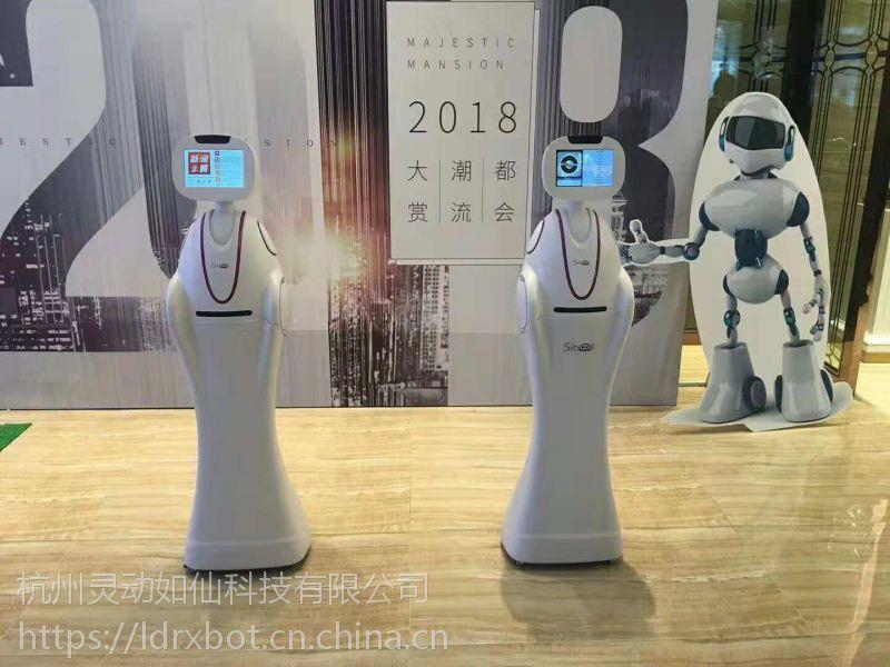 杭州智能机器人出租 定制