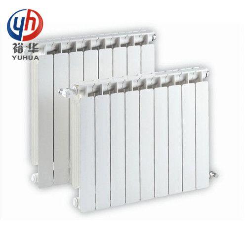 UR7002双金属压铸铝暖气片散热器