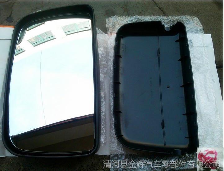 福田欧曼新款etx骑兵货车反光镜 倒车镜 后视镜6系9系大方静图片
