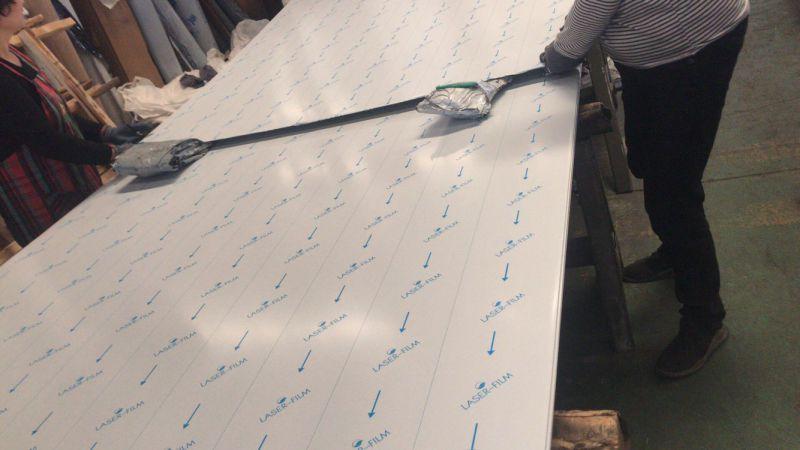 无锡304宽幅不锈钢板双面拉丝加工