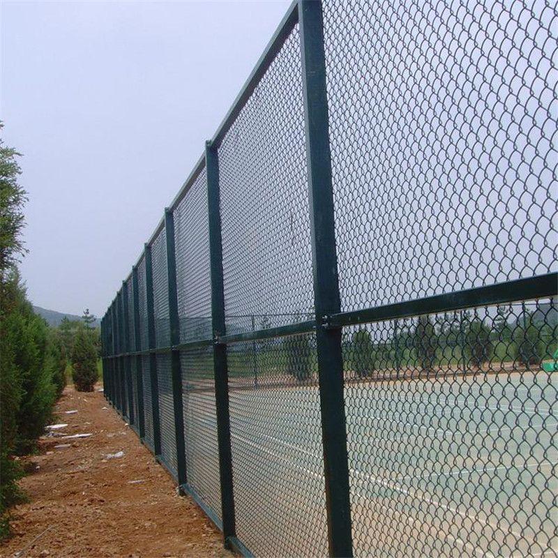 篮球场围栏尺寸 西安球场护栏 施工场地围栏