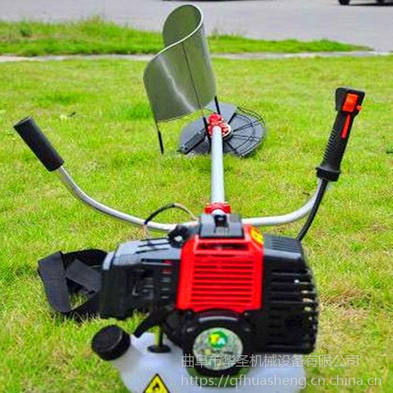 大草、杂草专用锄草机 汽油动力除草割草机
