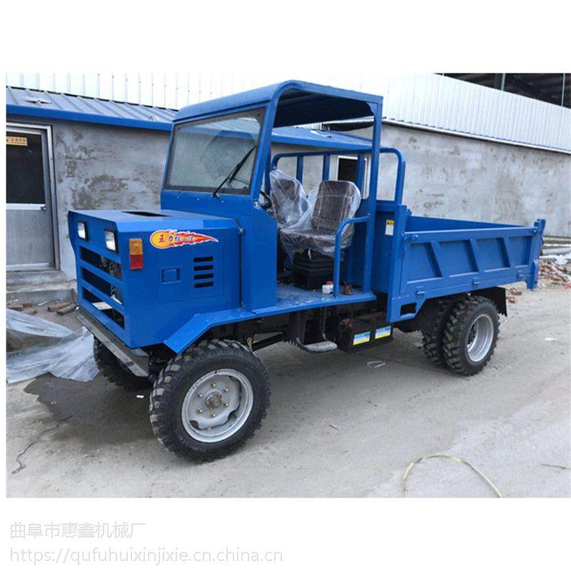 新款加厚型四驱工程车 工地25马力四不像 津巴布韦水利改造用的四轮拖拉机