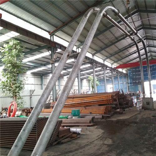 专业定做链板输送机报价热销 石英砂灌仓垂直管链机香港