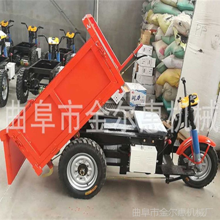 山东电动商用三轮车厂家 自动三轮车 工程三轮车厂家