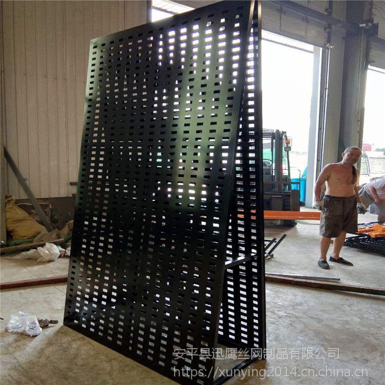 铁板网装饰板@遵义展板瓷砖挂板@合肥冲孔板方孔板