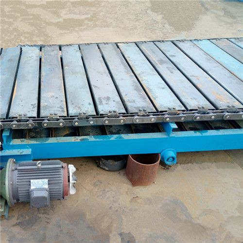 专业生产链板输送机运输平稳 水平式链板输送机型号加工厂家揭阳
