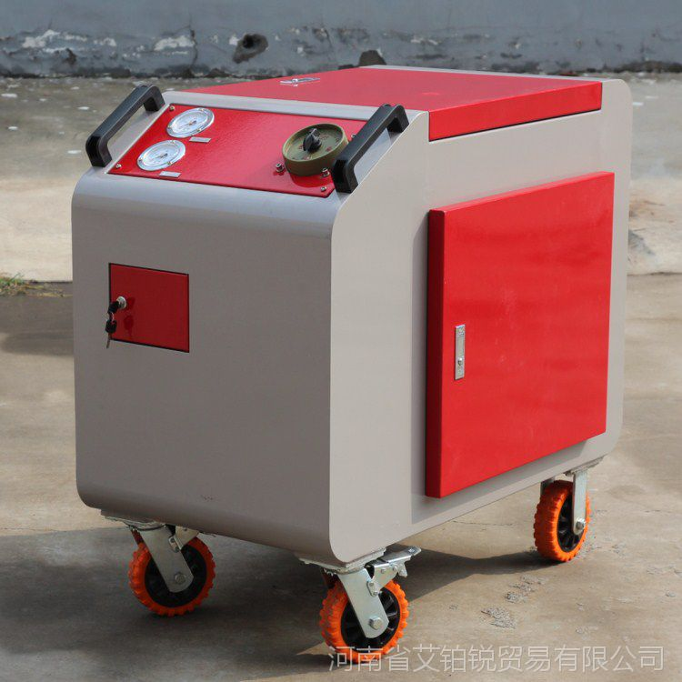 新乡艾铂锐滤油机厂家供应32L箱式滤油机 废油净化过滤机 LYC-C32