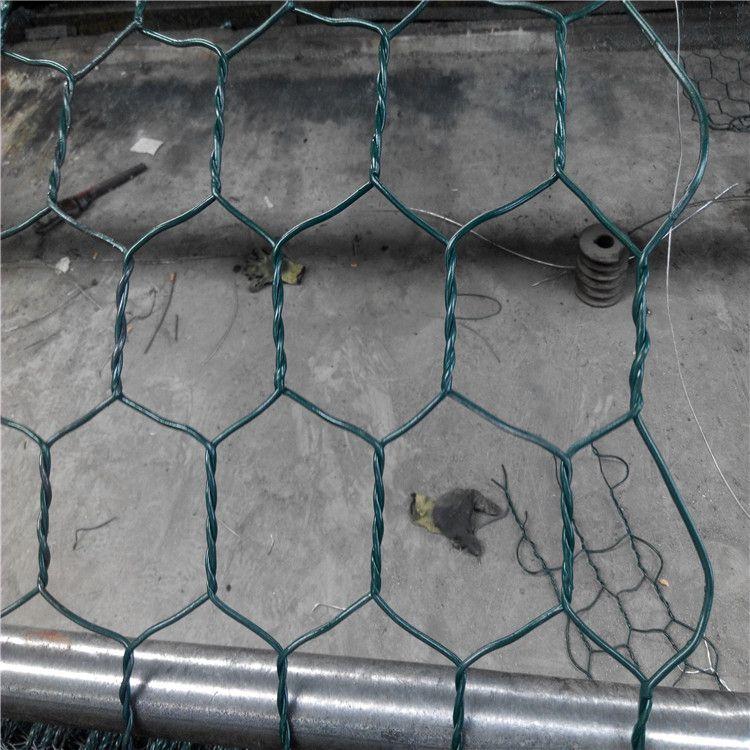 格宾石笼护坡网安装工艺技术以及应用 固滨笼格宾网