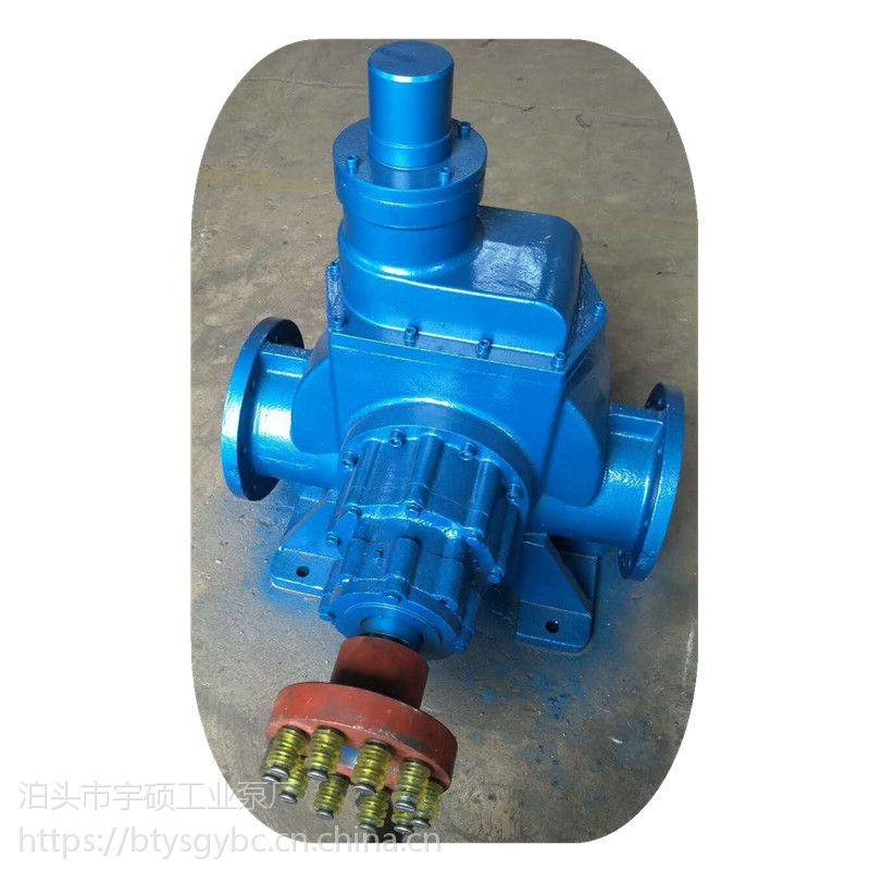 泊头宇硕YCB0.6-0.6圆弧齿轮泵 果汁专用圆弧齿轮泵 蜂蜜专用泵 燃油泵