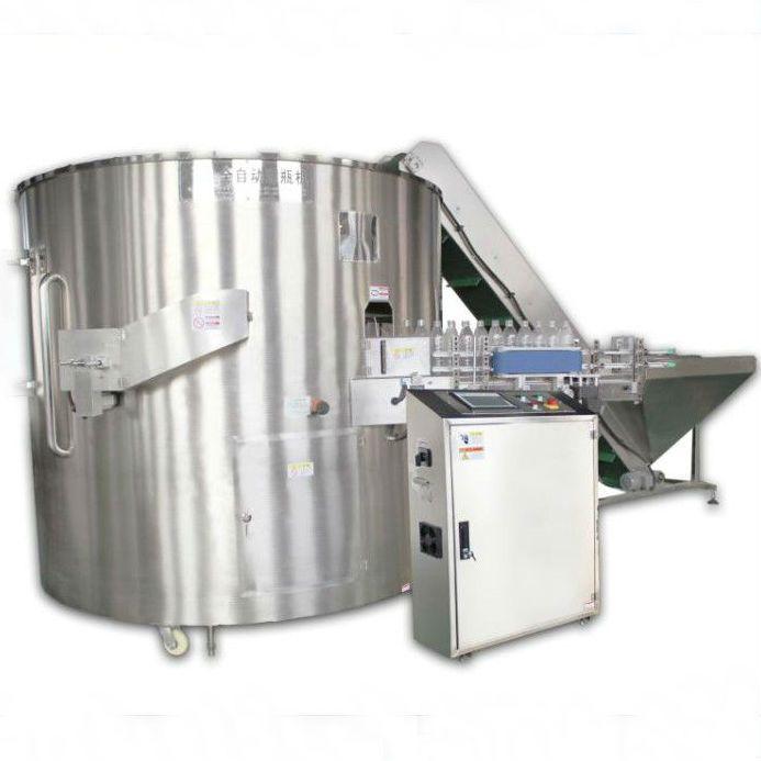 上海沛鹏包装机械有限公司全自动理瓶机