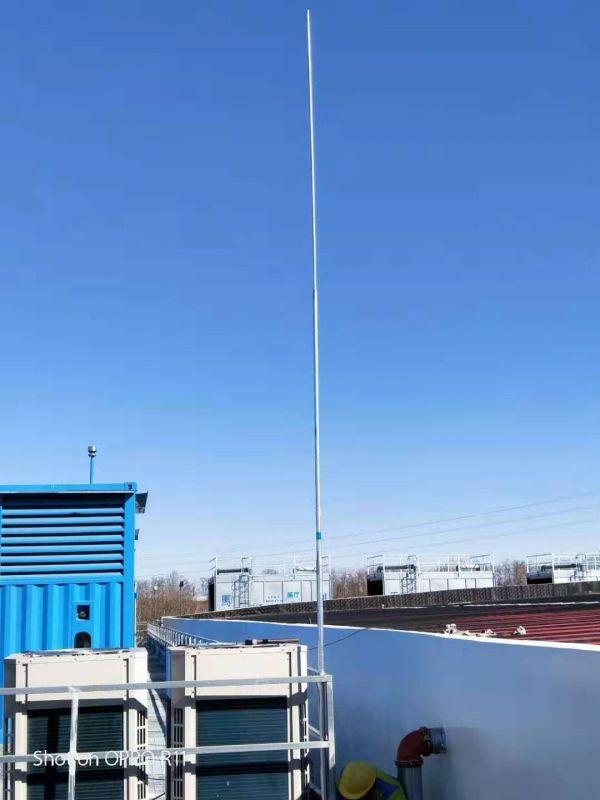 避雷针施工现场 专业防雷公司