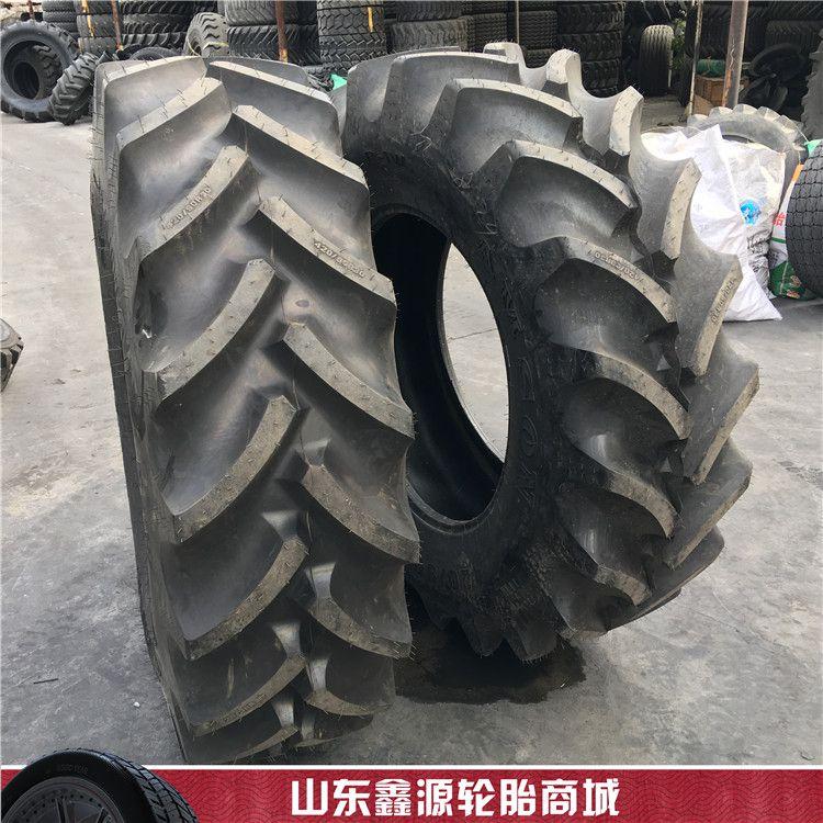前进420/90R30 农用子午线拖拉机轮胎收割机真空钢丝