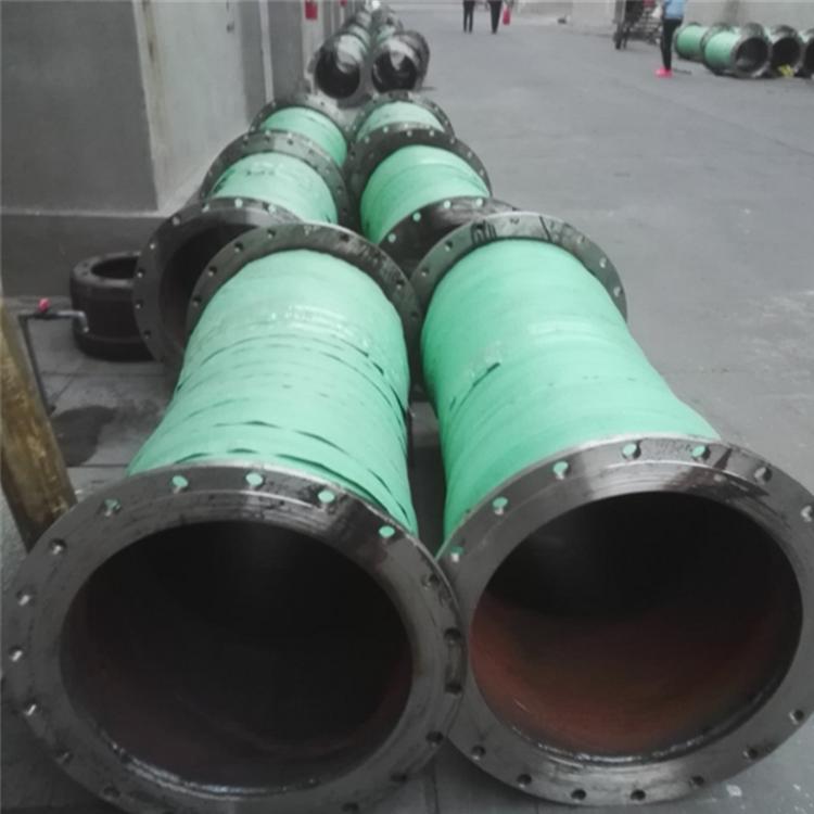 湖州市专业生产矿山 钢厂专用大口径钢丝胶管