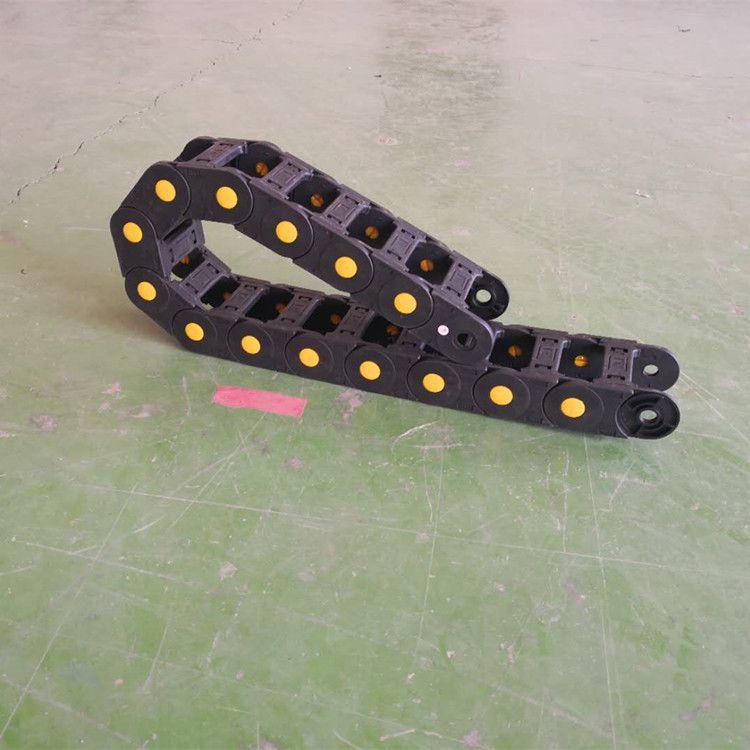 自动化机械设备线缆/油管保护穿线坦克链条 走线拖链 拖链模拟