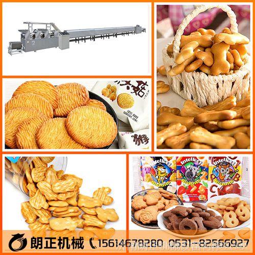 单饼机价格饼干生产线设备微型饼干机