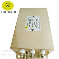 供应普鑫EMIPXIN三相电源滤波器 变频器滤波器PX4N-100A-S
