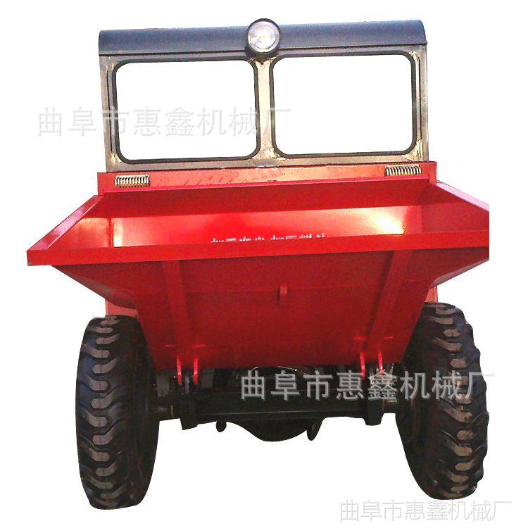 工程液压自卸四轮车 轻便型液压自卸翻斗车 性能稳定的柴油自卸车