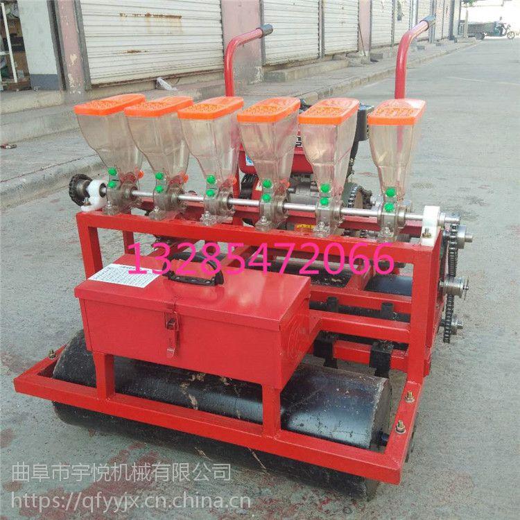 优质小型手扶式玉米地除草机/汽油独轮家用耘耕机/玉米施肥播种机