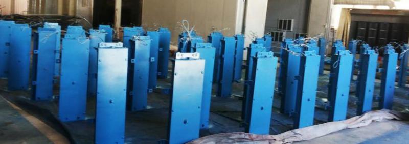 神木新闻:FMBSB风门机械连锁装置+无压风门实现互锁