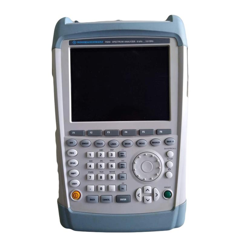 頻譜分析儀R&S FSH4