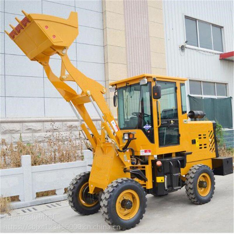 装载机 农用抓木机 混凝土运输 建筑工地专用装载机 现货直销