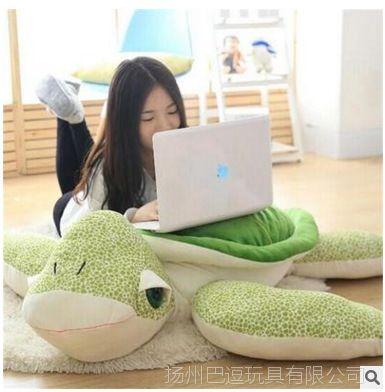 【大全直销大号海龟睡觉抱枕搞笑图片毛绒玩具乌龟生头像的厂家可爱小女2014图片