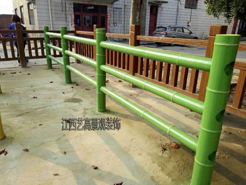 1.8米仿竹子栏杆