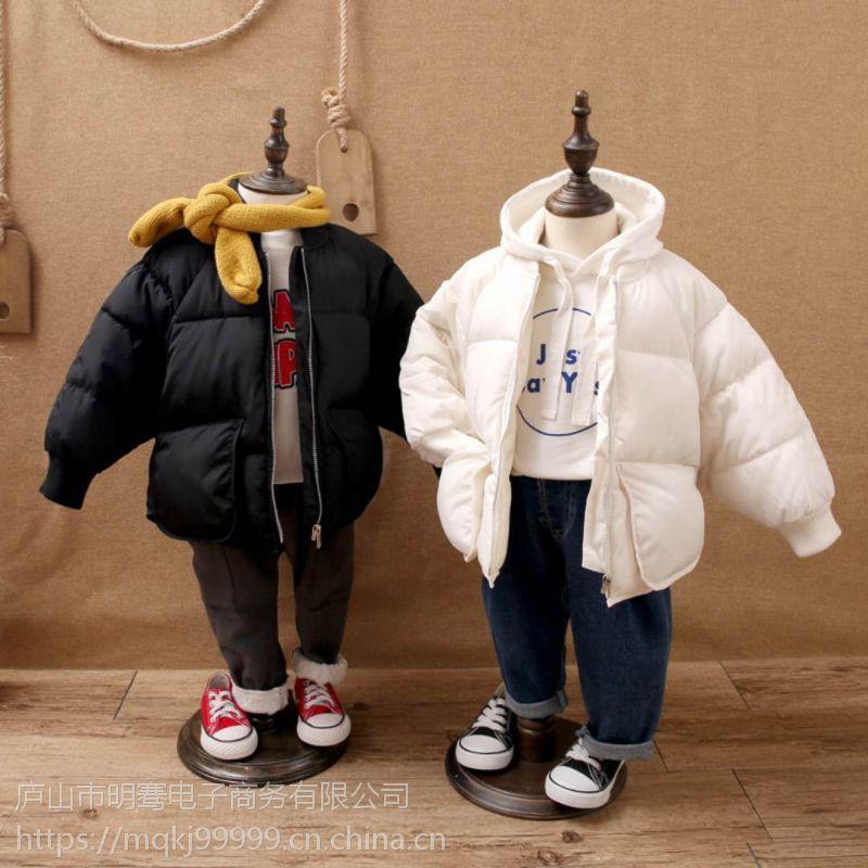 新款童装羽绒服儿童棉服儿童内胆儿童马甲轻薄款中长款棉服羽绒服