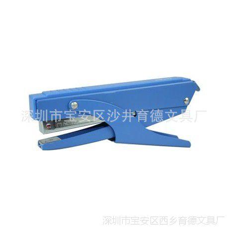 正品可得优KW-triO 5132手握式订书机 10号金属订书机 小号订书机