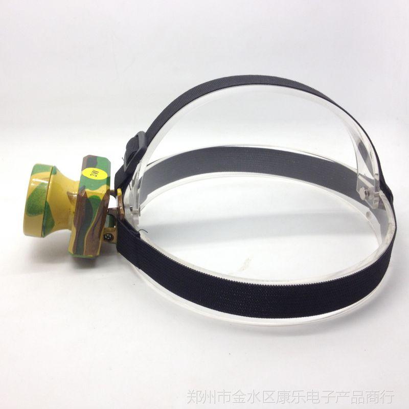 秦旺QW-4002头灯LED充电锂电池头灯钓鱼灯工作头矿灯批发