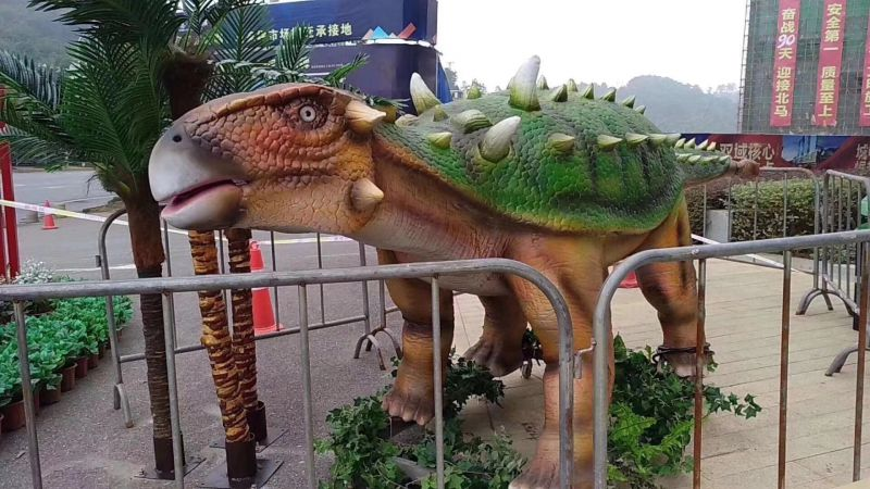 厂家提供能动仿真恐龙