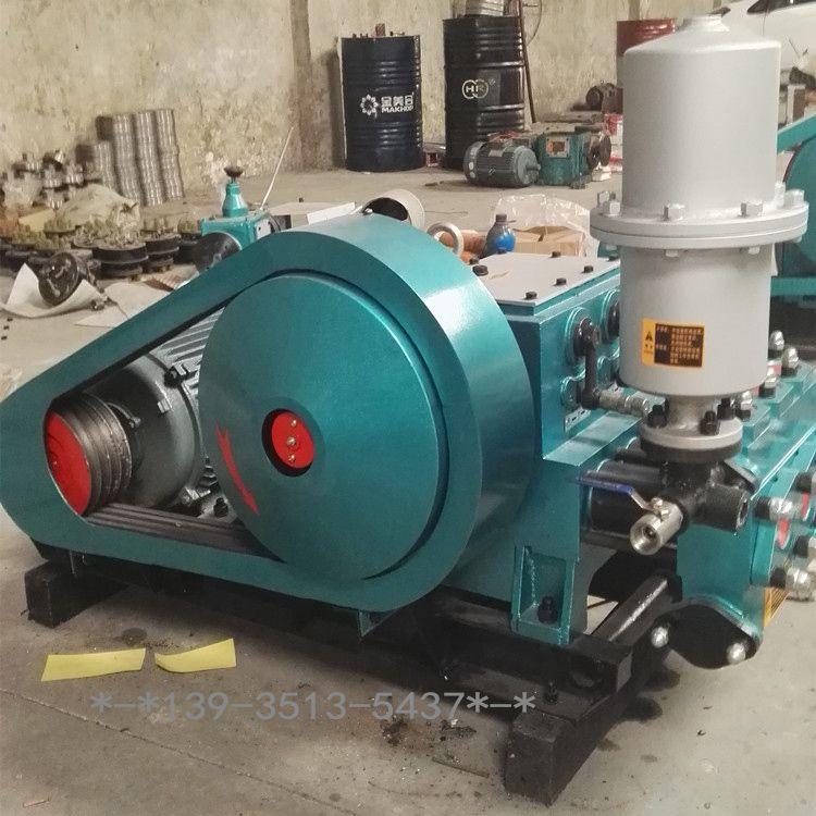 BW320泥浆泵工作视频
