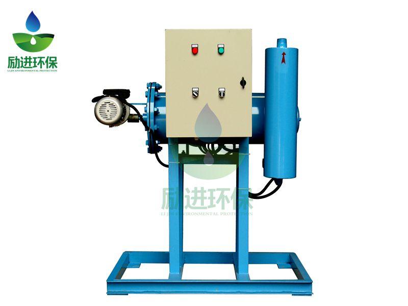 G型冷却水旁流水处理仪构造