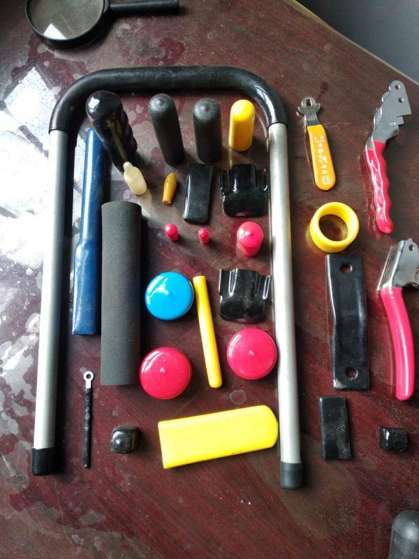 各种浸塑把手套,注塑产品