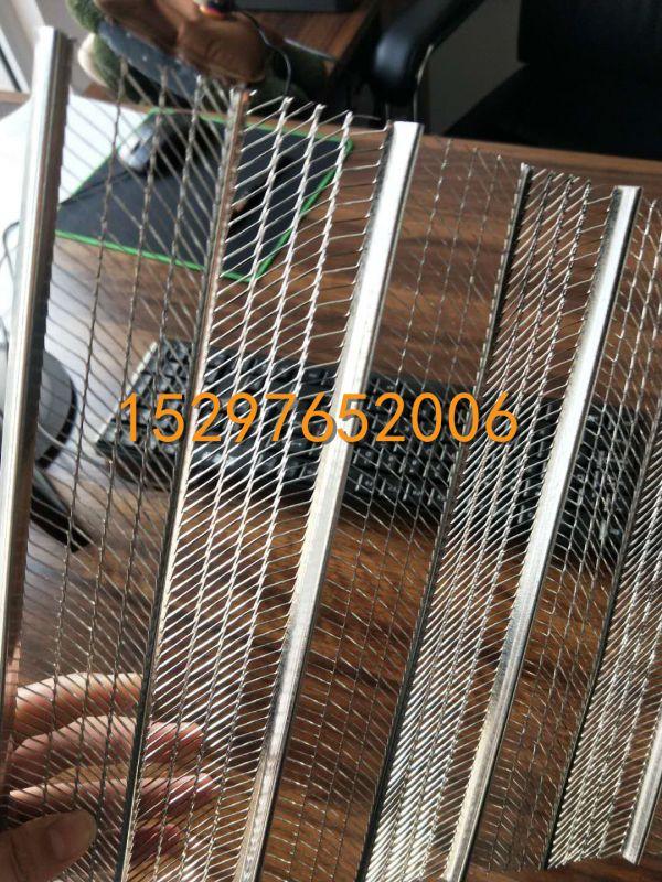 大孔有筋扩张网,轻钢别墅用钢网,铁网,金属网模