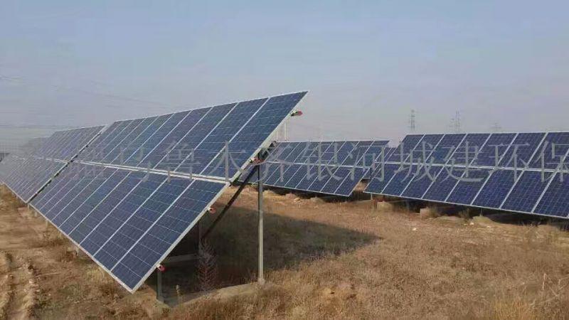 太阳能供电设备安装实例
