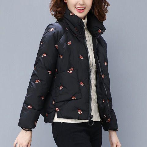 杭州爆款羽绒服时尚简欧