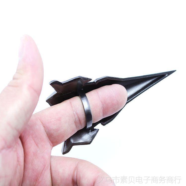 王者兵器兵器模型儿童全金属玩具兰陵王暗影刀锋指环刀韩信白龙吟