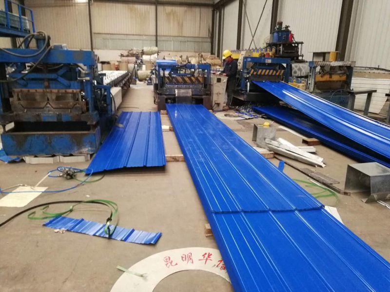彩钢瓦生产厂家水槽生产厂家C型钢生产厂家