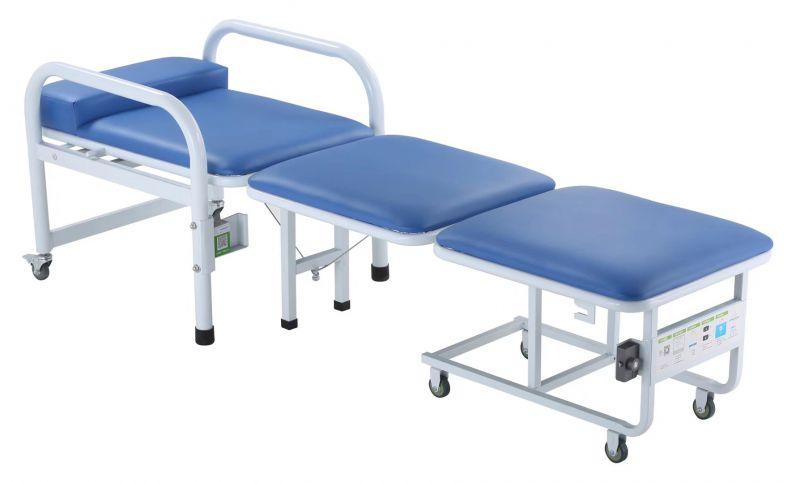 医院共享陪护椅操作使用视频