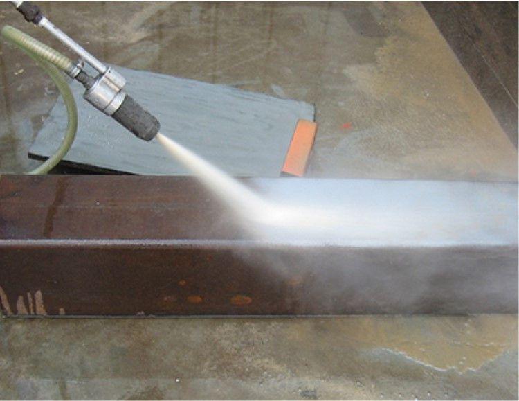 高压水喷砂除漆除锈清洗氧化皮