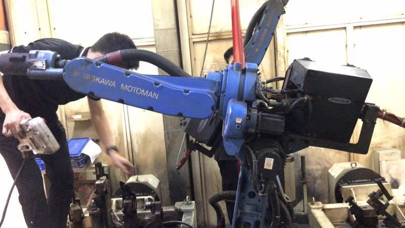 安川机器人JANCD-XCP01C主板维修