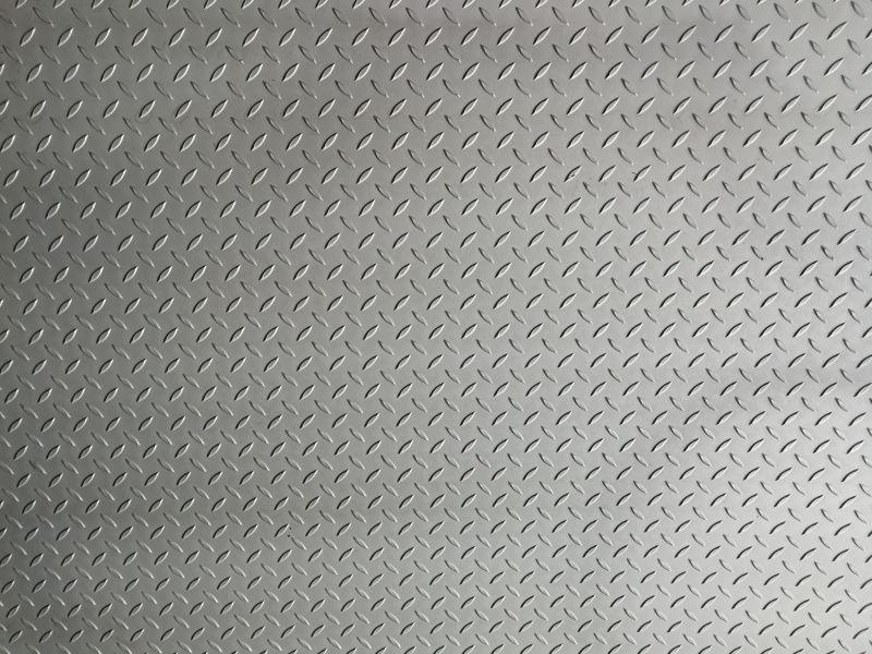 太钢原装防滑板比利时花纹原卷上机开平