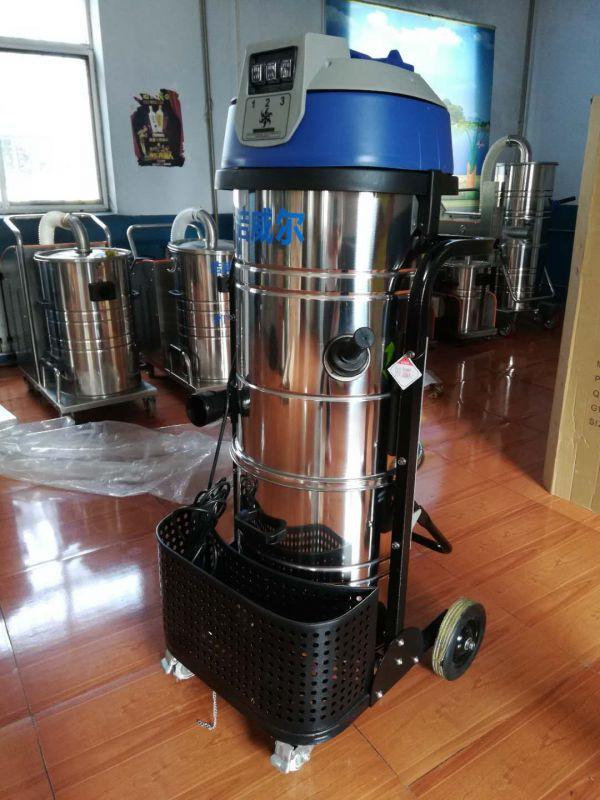 单相电三马达工业吸尘器 家具厂专用工业吸尘去