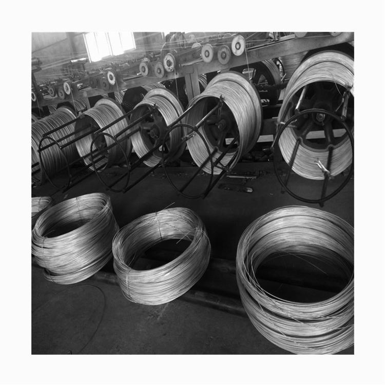 联利生产8-14号镀锌铁线 建筑镀锌丝 打包丝 改拔丝