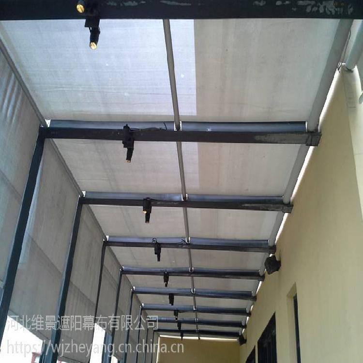 鲁谷办公室卷帘电动遮阳学校大厦遮阳工程