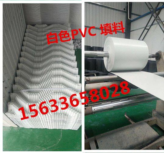 PVC 填料粘接 冷却塔S波