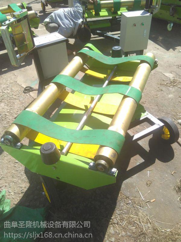 全自动打包机专用牧草膜 牧草拉伸膜包装膜 PE带打包机